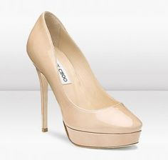 bb27a22ad54d Jimmy Choo The Perfect Platform Nude  170 Nude Pumps