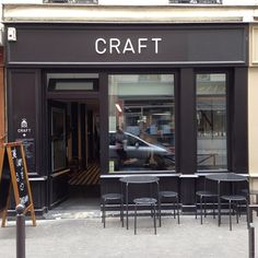 Craft in Paris, Île-de-France if we need a coffee break