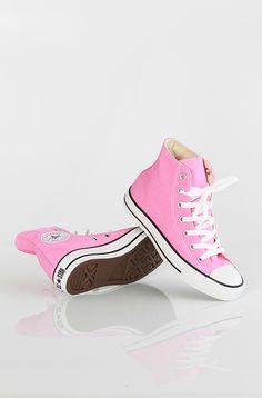 Converse All Star High kengät Pink 59,90 € www.dropinmarket.com