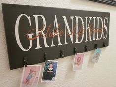 Grandkids - great gift for grandparents