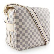 LOUIS VUITTON DAMIER AZUR CANVAS NAVIGLIO BAG N51189