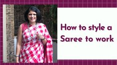 Formal Looks, Get Ready, Indian Wear, Wrap Dress, Saree, My Style, How To Wear, Dresses, Fashion