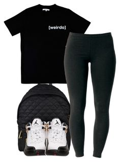 """""""black"""" by simoneswagg on Polyvore featuring Moschino, Illustrated People, Joe Browns, women's clothing, women, female, woman, misses and juniors"""
