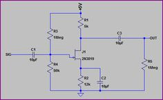 JFET Circuit