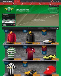 Samurayspor için hazırladığımız ürün listeleme sayfası tasarımı. #ux #uxd #uxui #uxdesign #uxdesigner #uidesign #web #website #webtasarim #webtasarım #kullanıcıdeneyimi #kullanıcıdeneyimitasarımı #kullanicideneyimitasarimi #userexperience #userexperiencedesign #eticaret #spor #takimsporlari #takimsporu #futbol #forma