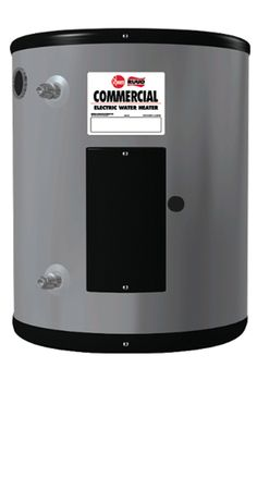 Electric point-of-use water heaters can be used as a booster heater to satisfy the hot water requirements of commercial dishwashers. Take a look at the features for this Point-of-Use Electric Water Heater : VOLTAGE: 277 VAC, AMPS AC: TANK CAPACITY: gal. Commercial Hvac, Commercial Electric, Water Generator, Gotu Kola, Moisturizer For Dry Skin, Prefab Homes, Facial Skin Care, Heating And Cooling, Heating Systems