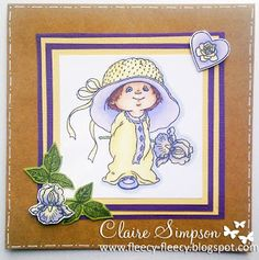 Clairebears x featuring Morehead from #crafterscompanion