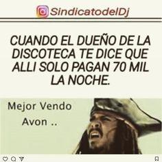 Cuando ellos te quieren pagar 70 mil la noche jajajajajaja  cuentanos si te ha pasado?? . .pic : @sindicatodeldj  #humor #dj #music #like #djane #pioneer #denon #ocurrente #social #Portaldedjs #venezuela #djvenezuela #expodjvenezuela