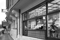Le Café des Avenues, Lausanne, Suisse