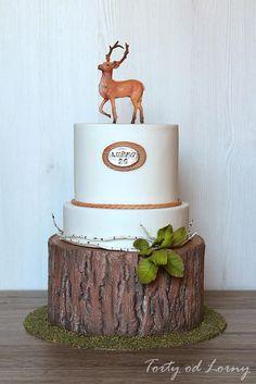 Hunter cake by Lorna