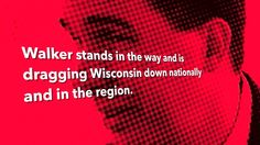 "Walker rejects $810 million for Wisconsin's rail project. ""Economic Treason"""