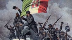 Descubre si tus antepasados italianos recibieron condecoraciones militares Italian Empire, First World, World War, Italy, Artwork, Poster, Painting, Military Decorations, Italia