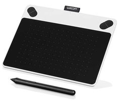 Four new tablets from Wacom …. Wacom Intuos Draw, Comic, Art and Photo. What is the best tablet for quality, cost and software included? Possibly one on these little beauties!…read the review for more information