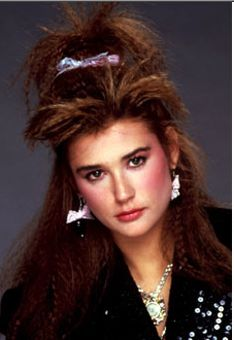 Actress Demi Moore turns 52 today - she was born 11-11 in 1962.