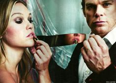 Lumen Pierce & Dexter Morgan - They were seriously my favourite. The perfect murderous duo. ♥