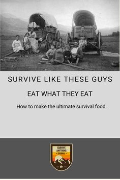 Eat Like These Guys – The Ultimate Survival Food Survival Blog, Survival Gear, Survival Skills, Filling Food, Indian Scout, Wilderness Survival, High Energy, Shtf