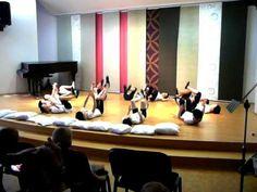 Tanecni vystoupeni - Mravenci ukolebavka - YouTube