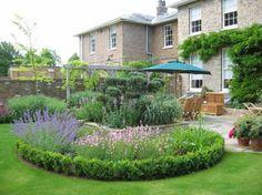 Idée d'aménagement de jardin en zones