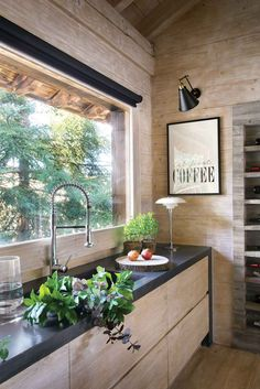 36 Why Absolutely Everyone Is Talking About Kitchen Window Design Ideas ~ My Dream Home Home Decor Kitchen, Rustic Kitchen, Interior Design Kitchen, Cottage Interiors, Window Design, My Dream Home, Sweet Home, New Homes, Superstudio
