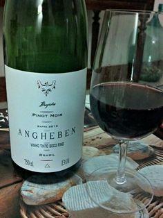 Angheben Pinot Noir 2012 13% #vinhodobrasil