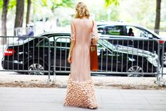 Ulyana Sergeenko dress  Vogue.com