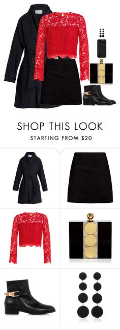 """Untitled #5379"" by miki006 ❤ liked on Polyvore featuring Gabriela Hearst, Boohoo, Diane Von Furstenberg, Halston Heritage, Eugenia Kim and Rebecca de Ravenel"