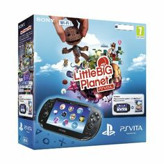 Sony PlayStation Vita (Wi-Fi only): Amazon.co.uk: PC & Video Games