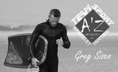 Greg Sisco membre de la Team Sport AZ Bracelet Tahitien