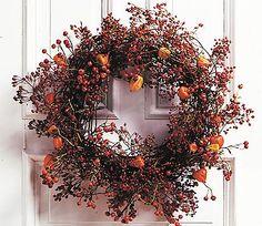 Kranz | Wreath | DIY