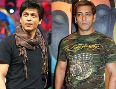 It's SRK vs Salman on Twitter!