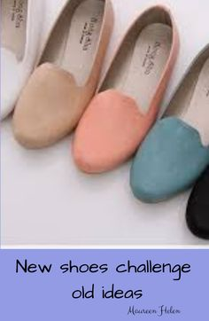 My mother told me my feet were ugly and I could never wear pretty shoes or sandals. Eighty years later, I'm challenging the myth. What other stories do I believe that may not be true?