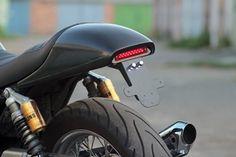 Zephyr 750 cafe-racer kits for sale – Gazzz garage Cafe Racer Kits, Cafe Racer Honda, Cb 500, Brat Cafe, Vintage Leather Jacket, New View, Bike Parts, Old Skool, Motorbikes