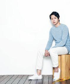 140806 M Magazine August Featuring Kim Yun Suk And Park Yuchun   6002SKY