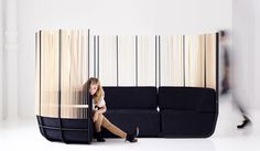 Enjoy Your Privacy With The Hull Sofa