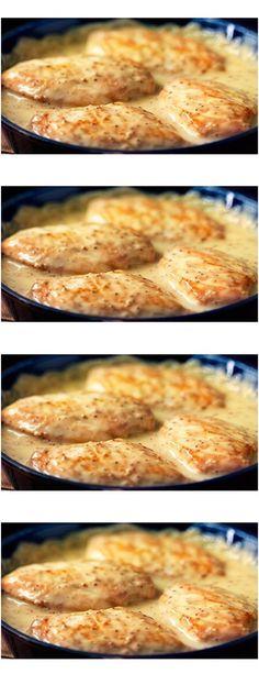 Bifinhos de frango cremosos… uma receita rápida e deliciosa!#receita#bolo#torta#doce#sobremesa#aniversario#pudim#mousse#pave#Cheesecake#chocolate#confeitaria#