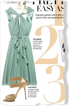 Love this dress!! Perfect for a wedding guest