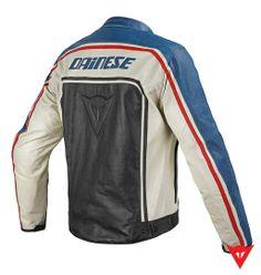 Dainese Leather Jacket Tourage Vintage Pelle - back