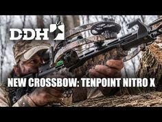 New Hunting Crossbow: TenPoint Nitro X