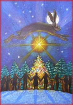Pagan Traditions for the Winter Solstice