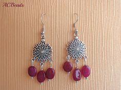 Chandelier earrings #giveaway
