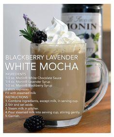 Espresso Recipes, Espresso Drinks, Coffee Cocktails, Mocha Recipe Espresso, Blended Coffee Recipes, Blended Coffee Drinks, Espresso Coffee, Hot Coffee, Coffee Shop