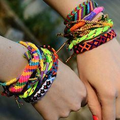 Thank you for being a friendship bracelet! #diy #inspo
