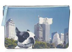 Marc by Marc Jacobs Jet Set Pets Clutch.  Made to fit the 2nd generation iPad!