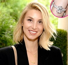 Whitney Port shares her engagement ring sketches and her sweet proposal story!