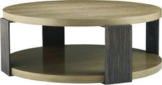 Angulo Round Cocktail Table   The Laura Kirar Collection   Baker Furniture