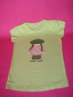 Camiseta chinita
