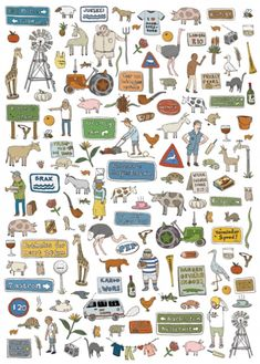 nl - poster of Alex Latimer - icons of Sout Africa - wonderful and hilarious drawings South African Design, Visit South Africa, African Love, Kruger National Park, My Heritage, Afrikaans, Africa Travel, Travel Posters, Pretty Pictures