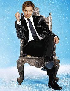 DOWNTON ABBEY. Dan Stevens as Matthew Crawley