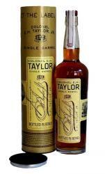 E.H. Taylor, Jr. Single Barrel Bourbon (750mL) |  Single Cask | ForWhiskeyLovers.com