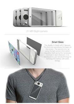 Apple iCamera by Tomas Moyano, via Behance